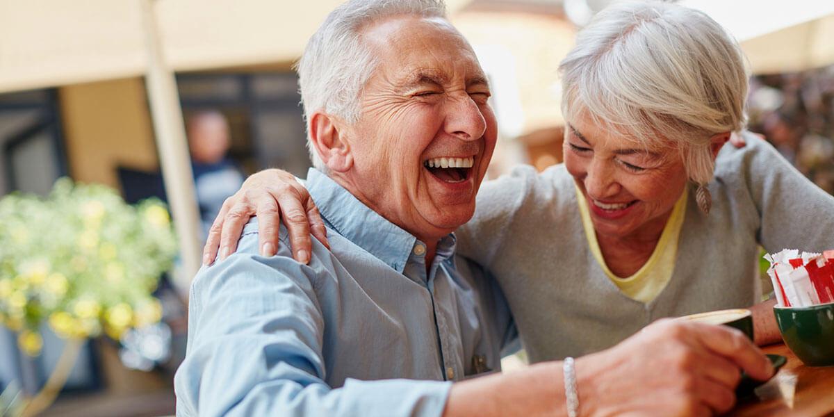 Decorative Image Smiling Patient